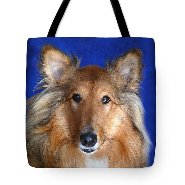 Tote Bag featuring the photograph Rosie by Evelyn Tambour