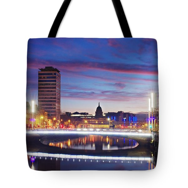 Rosie Hackett Bridge - Dublin Tote Bag