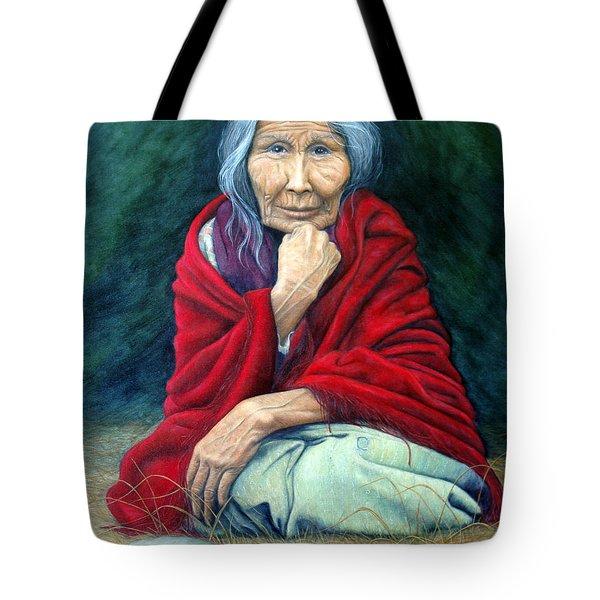 Rosie Remembered Tote Bag by Joey Nash