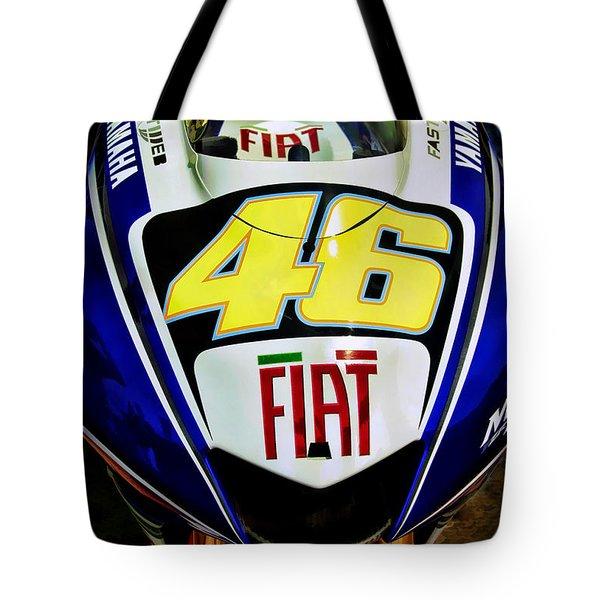 Rossi Yamaha Tote Bag