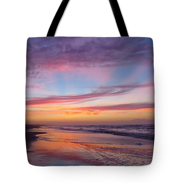 Rosy-fingered Dawn Tote Bag