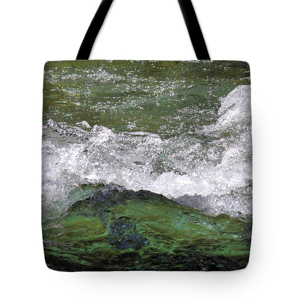 Rough Waters Tote Bag