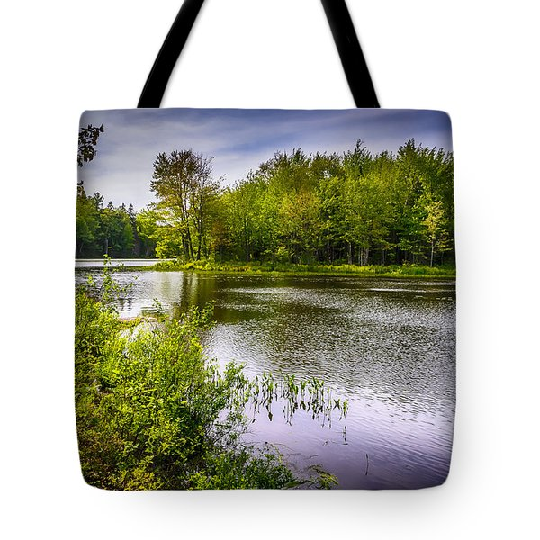 Round The Bend 35 Tote Bag by Mark Myhaver