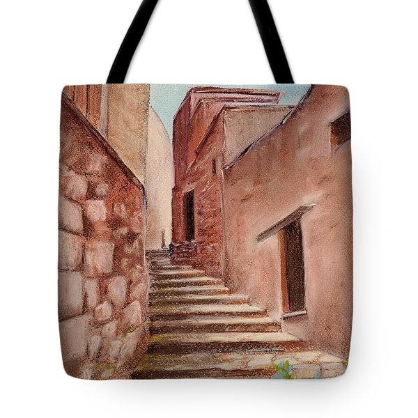 Roussillon Walk Tote Bag by Anastasiya Malakhova