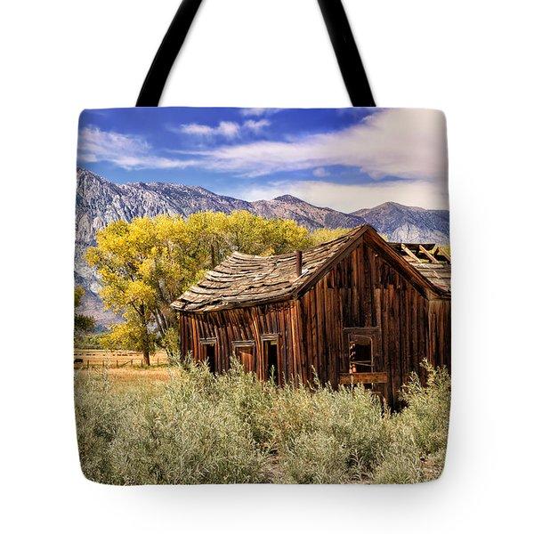 Rovana Homestead Tote Bag