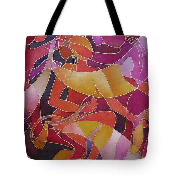 Rovati - The Welcoming Tote Bag