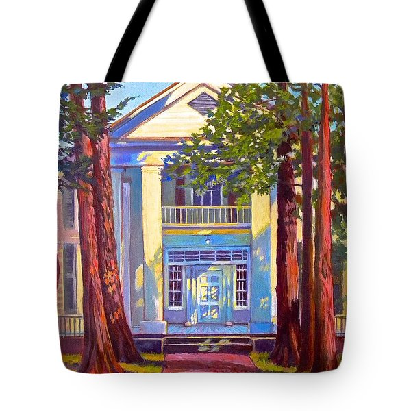 Rowan Oak Tote Bag