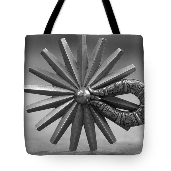 Rowel Tote Bag