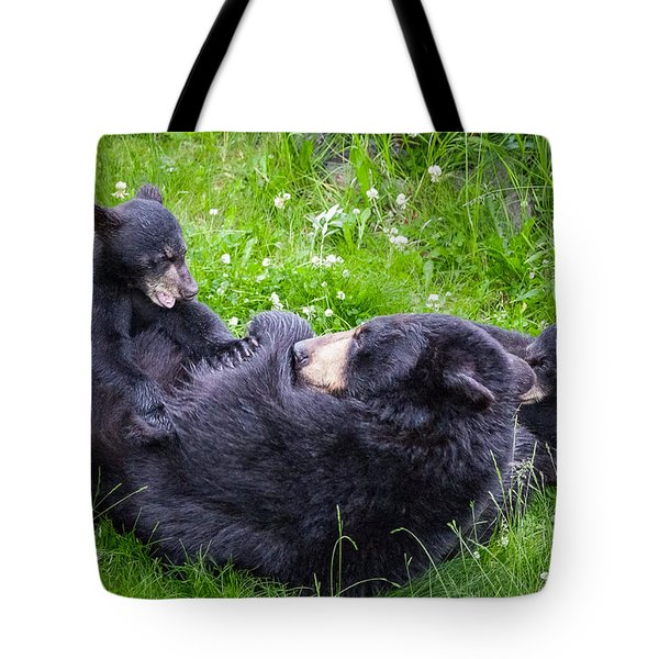 Rowr Mama Rowr Tote Bag