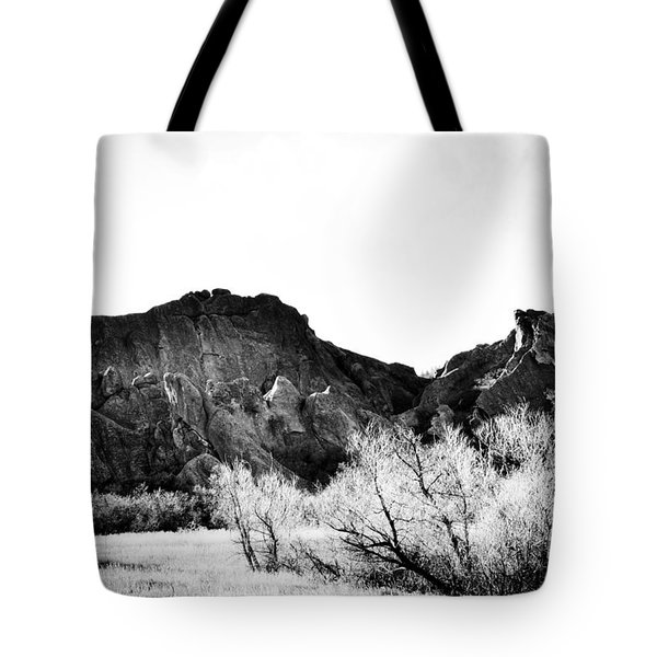 Roxborough Terrain Tote Bag by Cheryl McClure