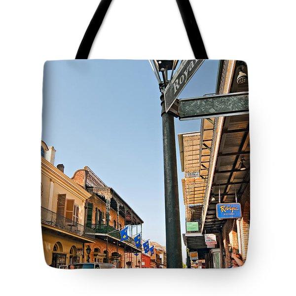 Royal Afternoon Tote Bag by Steve Harrington