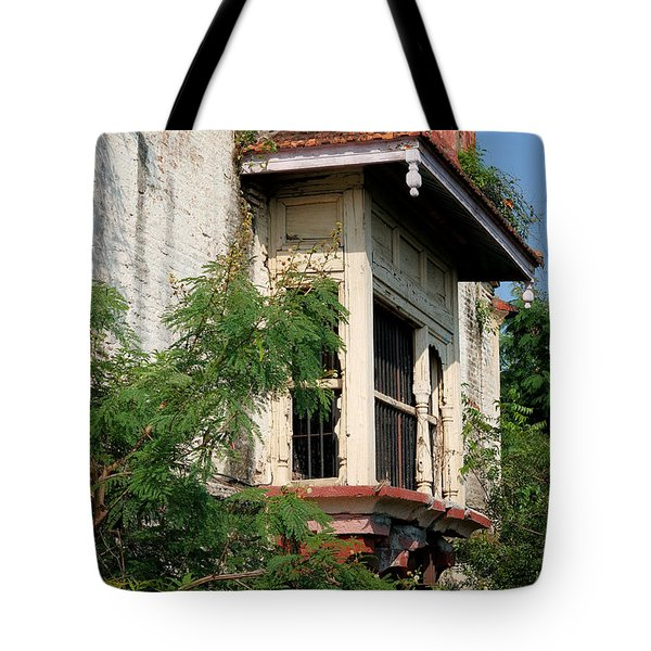 Royal Balcony Tote Bag