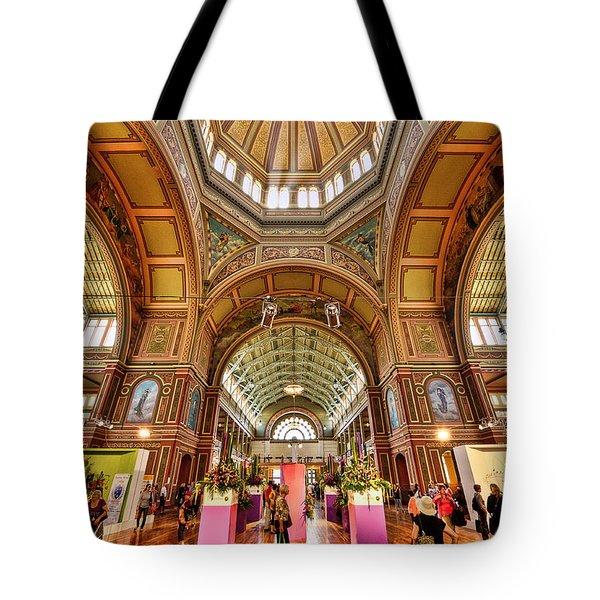 Royal Exhibition Building II Tote Bag