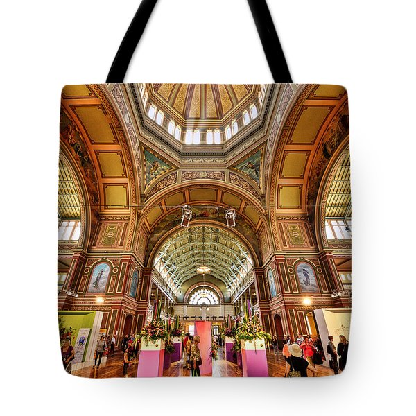 Royal Exhibition Building II Tote Bag