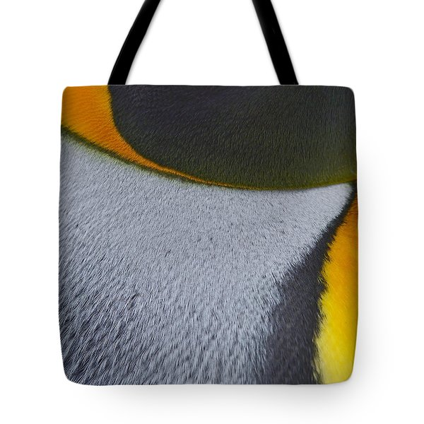 Royal Feathers Tote Bag