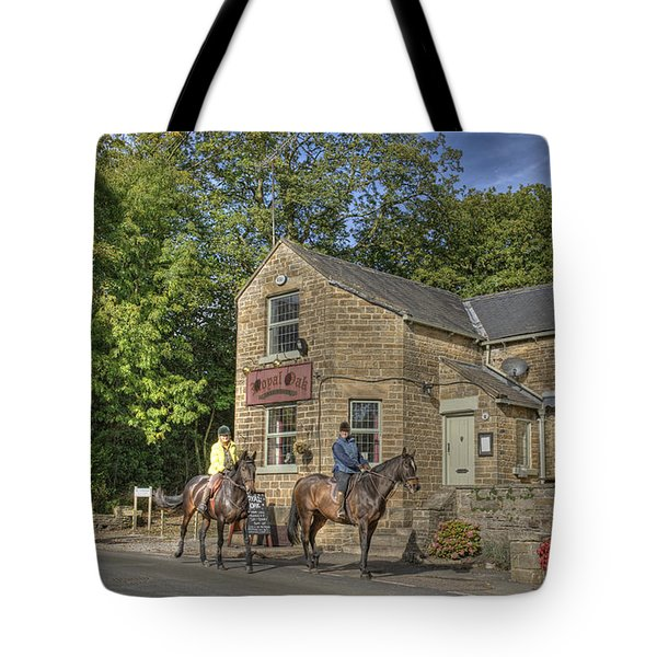 Royal Oak Pub. Tote Bag