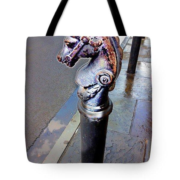 Royal Stroll Tote Bag