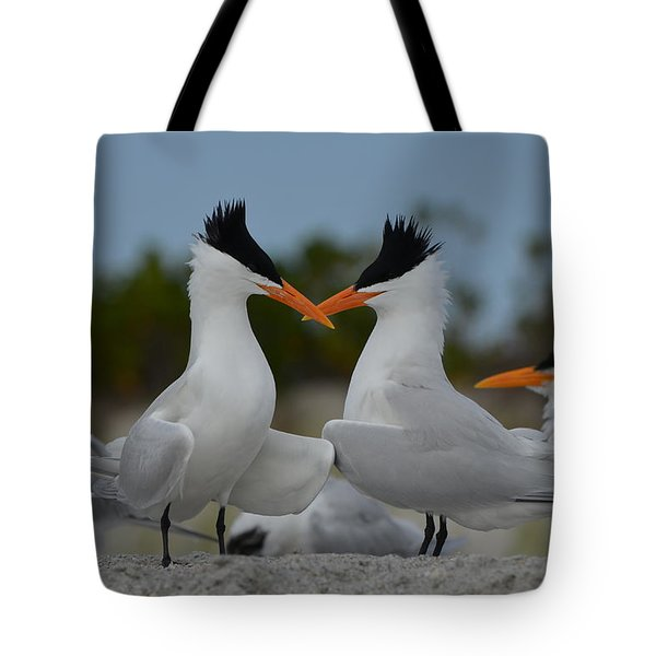 Bills Crossed Tote Bag
