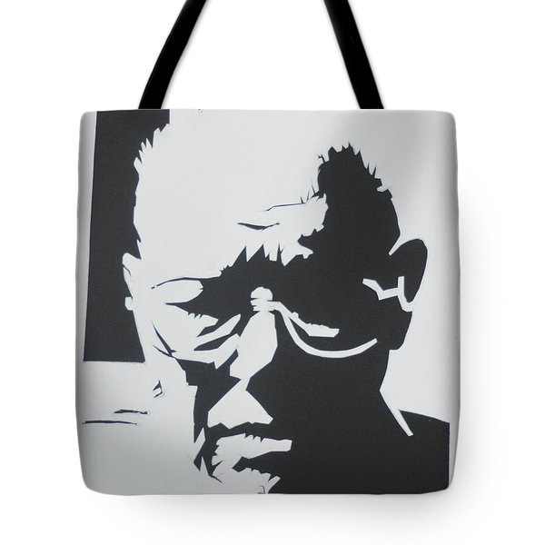 Royal's Portrait Tote Bag