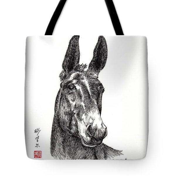 Tote Bag featuring the painting Royalty by Bill Searle