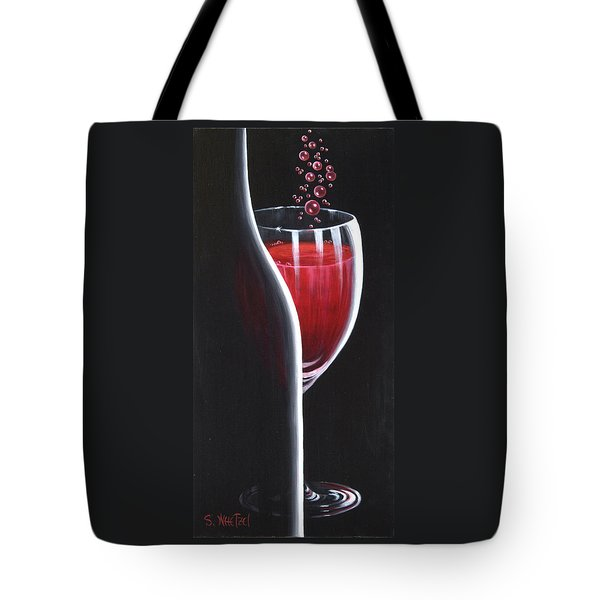 R.s.v.p. Requested Tote Bag
