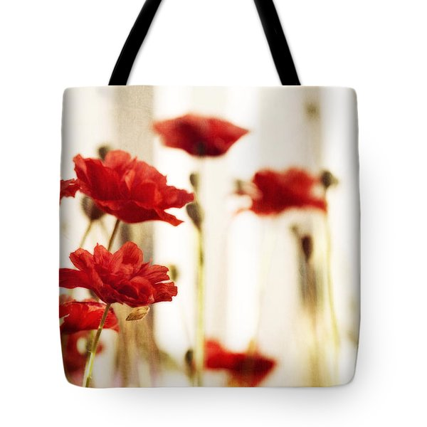 Ruby Reds Tote Bag
