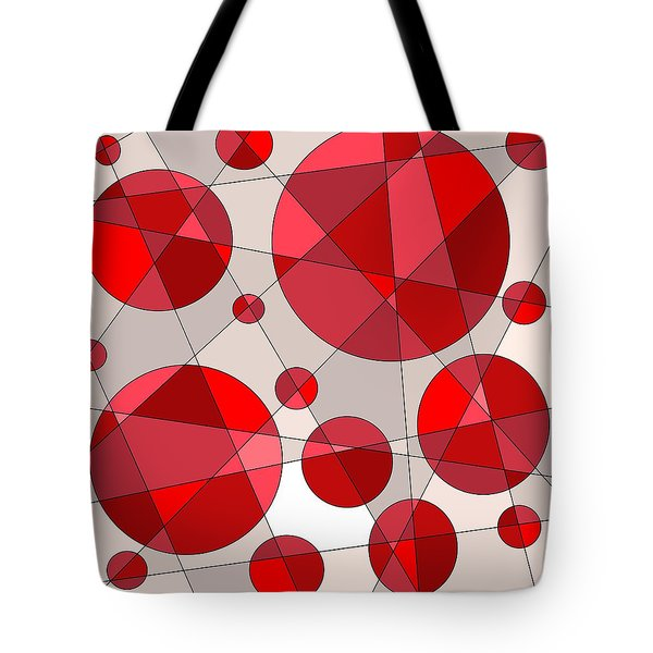 Ruby Tuesday Tote Bag