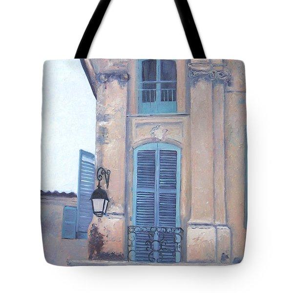 Rue Espariat Aix-en-provence Tote Bag