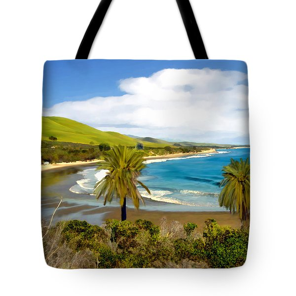 Rufugio Tote Bag by Kurt Van Wagner