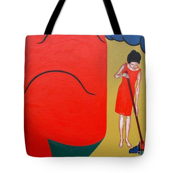 RUG Tote Bag by Patrick J Murphy
