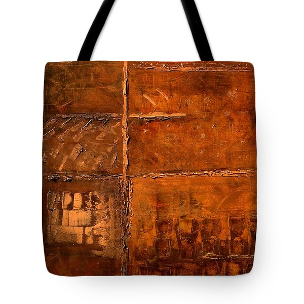 Rugged Cross Tote Bag