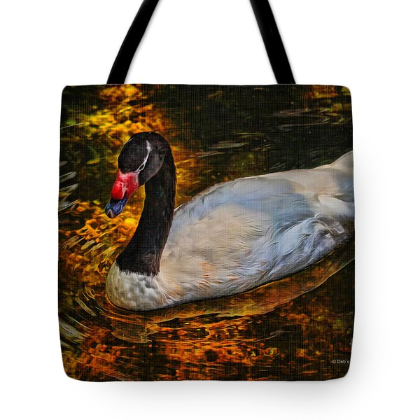 Ripples Of Beauty Tote Bag