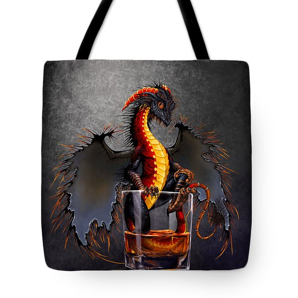 Rum Dragon Tote Bag