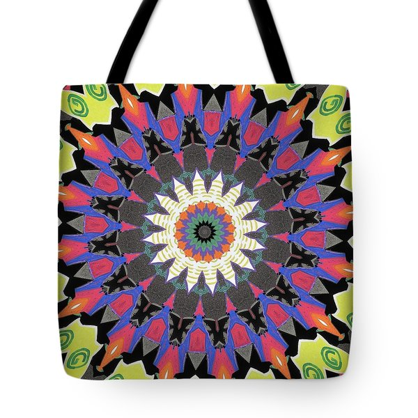 Tote Bag featuring the photograph Rumba by I'ina Van Lawick