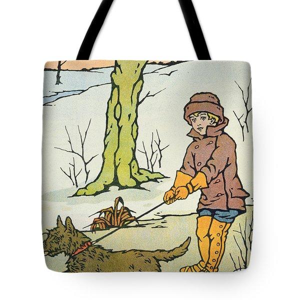 Run Dandy Run Tote Bag