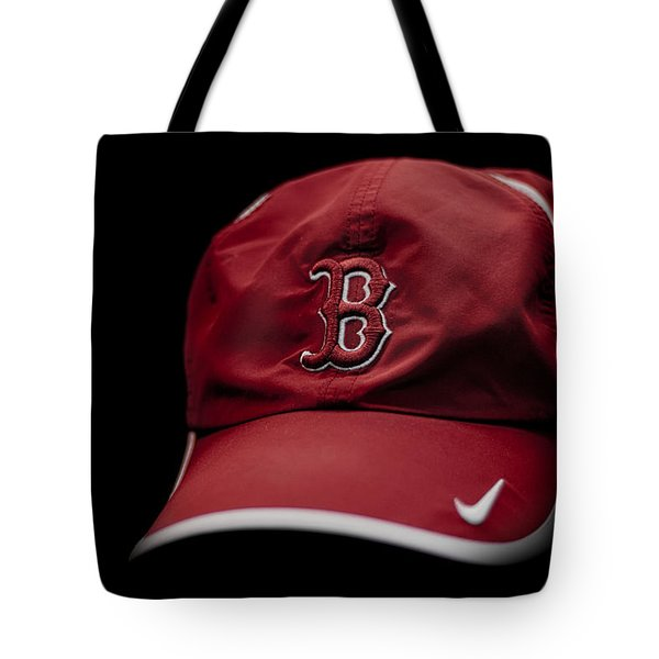 Running Hat Tote Bag by Tom Gort