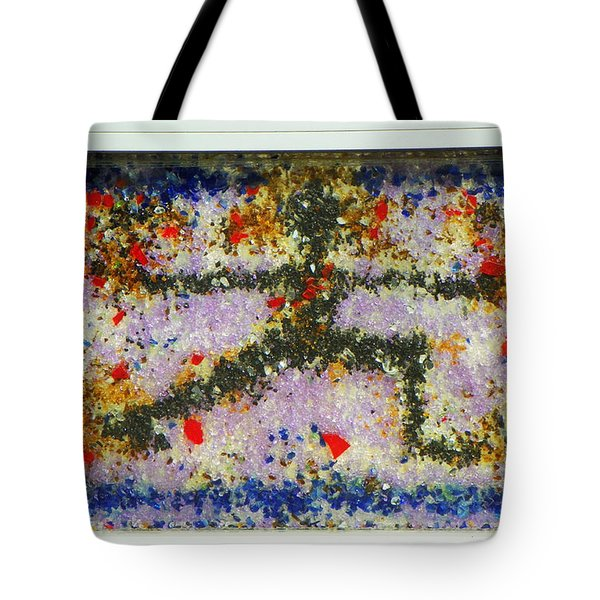 Running Man Tote Bag by Lenore Senior