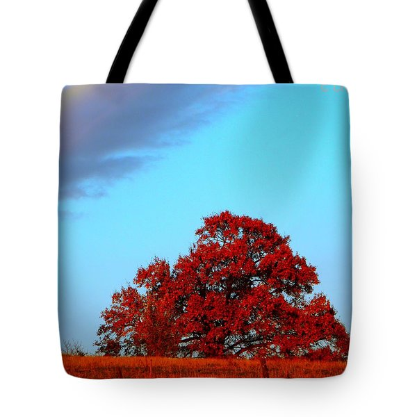 Rural Route Tote Bag