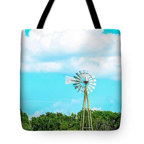 Rural Texas Tote Bag