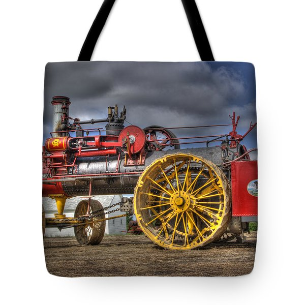 Russell Steam Tote Bag