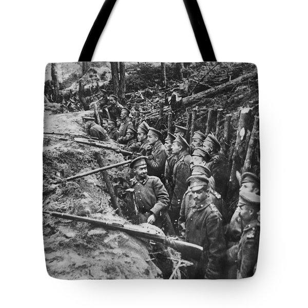 Russian Sharpshooters Tote Bag