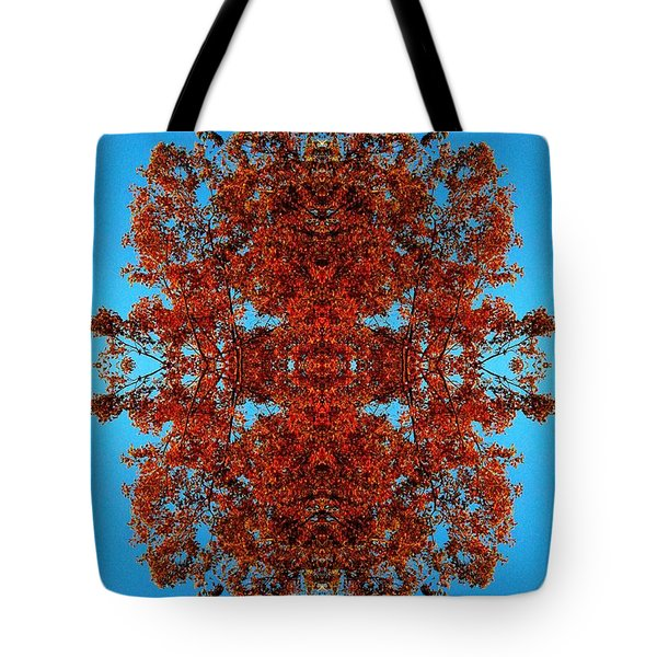 Tote Bag featuring the photograph Rust And Sky 4 - Abstract Art Photo by Marianne Dow