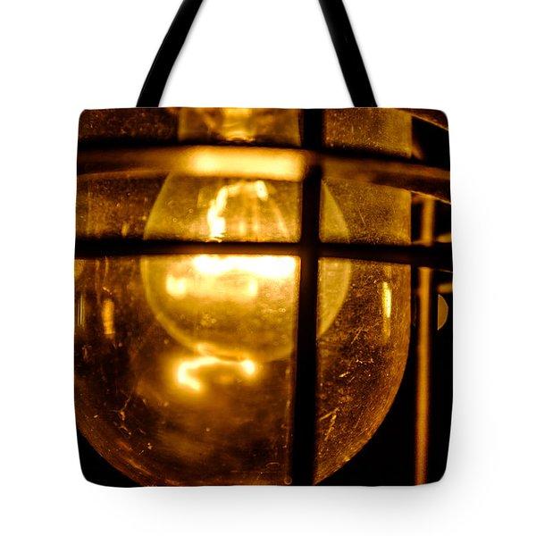 Rust Light Tote Bag
