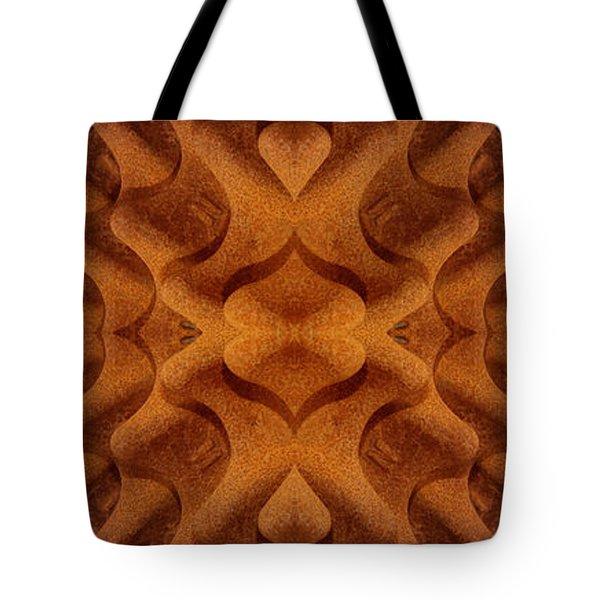 Rustavista Tote Bag by WB Johnston