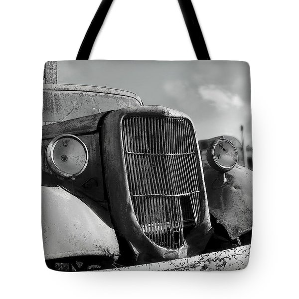 Rustic Beauty Tote Bag