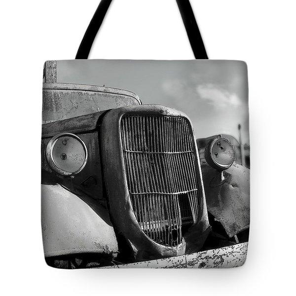 Rustic Beauty Tote Bag by Micki Findlay