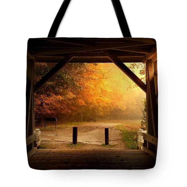 Rustic Beauty Tote Bag by Rob Blair