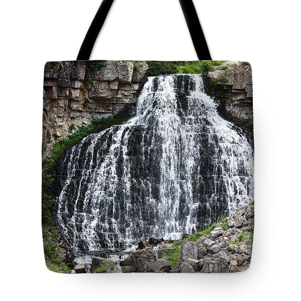 Rustic Falls Tote Bag