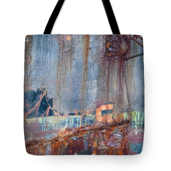 Rustic Hull 2 Tote Bag by Jani Freimann