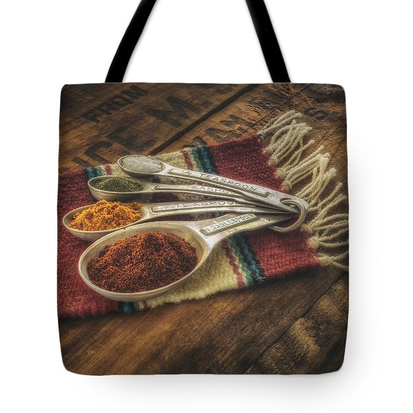Rustic Spices Tote Bag